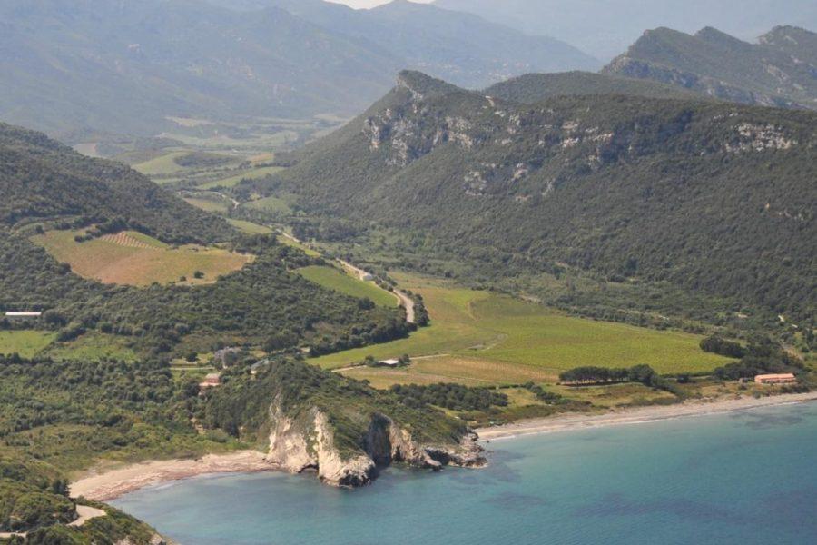 Juillet 2020 : le Bilan à mi-parcours des actions du Grand Site de Conca d'Oru – Vignoble de Patrimonio. Golfe de Saint-Florent