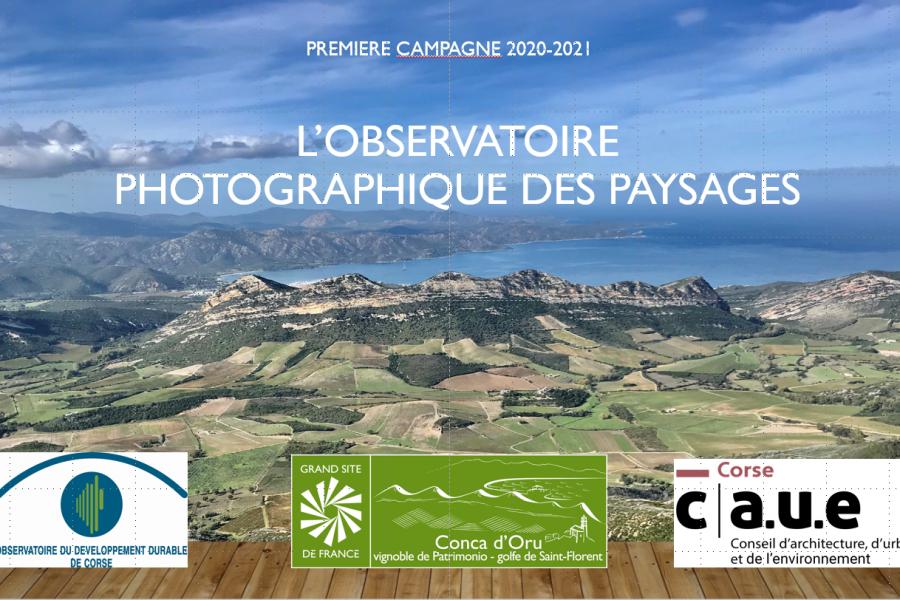 Présentation de notre nouvel Observatoire Photographique des Paysages